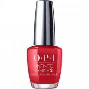 OPI Lac Unghii Infinite Shine L72 OPI Red 15 ml