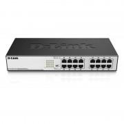 D-Link DGS-1016D Switch 16 Puertos Gigabit 10/100/1000