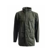 Rains-Regenjassen-Four Pocket Jacket-Groen