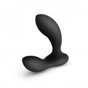 LELO Bruno - kétmotoros prosztata vibrátor (fekete)