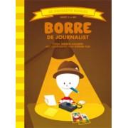 De Gestreepte Boekjes - Borre de journalist