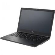 """Лаптоп Fujitsu Lifebook E459, Intel Core i7-8550U, 8Gb DDR4, 256Gb M2 SSD, 15.6""""FHD AG, no OS, Черен - S26391-K482_v100_VSP"""