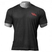 GASP Standard Issue Tee Wash Black