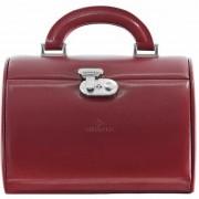 Windrose Merino Caja para joyas joyero 22,5 cm Rot
