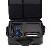 Accrie Bolsa para MJX B4W UAV Bolsa de transporte al aire libre mochila a prueba de golpes cubierta de un hombro impermeable UAV mochila
