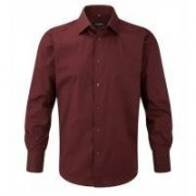 Men LS Easy Care Fitted Port