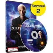 Discovery - Prin Gaura de Vierme cu Morgan Freeman sezonul 2 disc 1 (DVD)