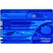Victorinox Swiss Card Sapphire Swiss Army Knife(Blue)