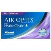 Alcon | Ciba Vision Air Optix Plus HydraGlyde Multifocal - 6 Monatslinsen