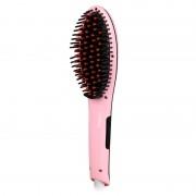 Perie ionica pentru indreptat parul Hair Straightener HQT-906