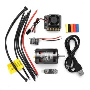 Speed Passion Competition 540 Motor Ver.3 17.5T 13.5T + GT4 90A ESC Set for 1/10 On-road Rc Car
