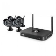 HomeGuard Wireless Full HD CCTV Kit - 8 Channel NVR + 4 Cameras + 1TB