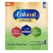 MEAD JOHNSON 6x Enfamil 4 Premium Milch, 1200g