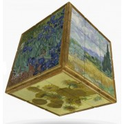 3x3 Versenykocka, Van Gogh 00.0168