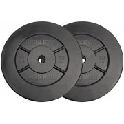 Iron Gym PLATE SET 2X10KG