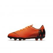 Nike Jr. Mercurial Vapor XII Club Fußballschuh für verschiedene Böden für jüngere/ältere Kinder - Orange