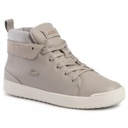 Сникърси LACOSTE - Explorateur Classic3192CFA 7-38CFA00021E7 Gry/Off Wht Leather
