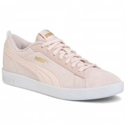 Сникърси PUMA - Smash Wns V2 Sd 365313 23 Rosewater/Puma Team Gold/White