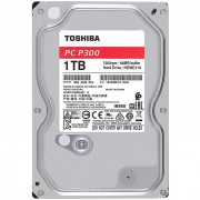 "Disco Duro Toshiba P300 1TB SATA 7200RPM 3.5"" 64MB, HDWD110UZSVA"