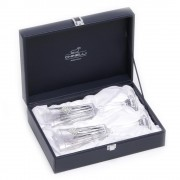 Set 2 pahare Regina Rombo by Chinelli made in Italy