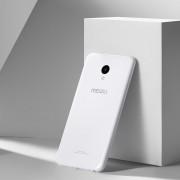 EB 5.2 Pulgadas Meizu M5 Meilan 5 Teléfono Móvil 4G Octa Core Dual SIM De Huellas Digitales-blanco