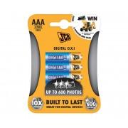 Baterie alcalină OXI ULTRA LR03/AAA, 4 buc
