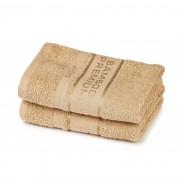 Set prosoape 4Home Bamboo Premium bej, 50 x 100 cm