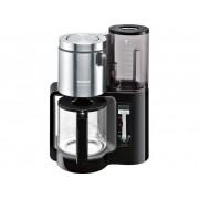 Koffiezetapparaat Siemens TC86303 Zwart, Antraciet Capaciteit koppen=15 Glazen kan, Warmhoudfunctie
