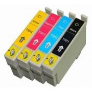 """""""Conjunto 4 Tinteiros Epson 18 XL - ref T1811/2/3/4 (T1815)"""""""