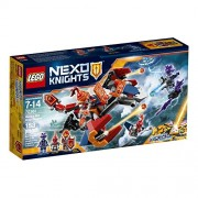 LEGO Nexo Knights Macy's Bot Drop Dragon 70361 Building Kit (153 Piece)