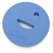 Aqua Disck kerek vízi súlyzó, karformázó súlyzó párban, EVA hab anyag