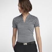 Polo de golf Nike Zonal Cooling pour Femme - Gris