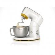 Robot de bucatarie Philips Avance Collection HR7954/00, 900 W, 7 viteze + Puls, Blender 1.25 l ,Bol 4 l , Maruntitor 1.5 l , Alb