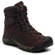 Туристически KEEN - Targhee Lace Boot High Wp 1019914 Cocoa/Mulch