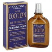L'Occitane Eau De Toilette Spray 3.4 oz / 100.55 mL Men's Fragrances 542927