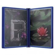 Jalema Wandelement Flex O Frame Premium Met 5 Tassen Blauw