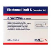 Elastomull Haft S (Tensoplus Lite) 8 cm x 20 metros: Venda elástica cohesiva