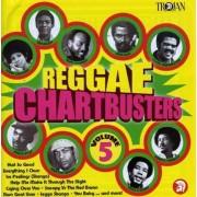 Artisti Diversi - Reggae Chartbusters Vol.5 (0602527119526) (1 CD)