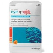 Eye Q chews 180 tabletter