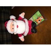 "Rudolph Island Of Misfit Toys 7"" Plush Santa Claus Cvs Bean Bag From 1998"
