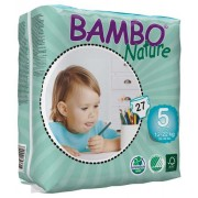 BAMBO Pelene Nature 5 Junior 12-22 kg a27