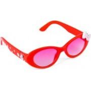 Disney Round Sunglasses(Pink)