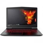 Лаптоп LENOVO Y520-15IKBA /80WY0025RI, 15,6 инча FHD IPS AG, 1920 x 1080, 8 GB DDR4 2400, Intel Core i7-7700HQ, Radeon RX560 GDDR5 4G, 1TB HDD, Черен