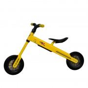 Bicicleta balance B Bike Galben
