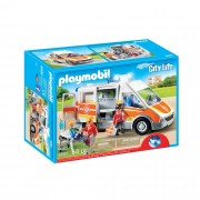 Playmobil Ambulance With Lights & Sound 6685