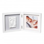 Baby Art baby Art My Baby Style Print Frame Grey Doble Foto Marco Rectangular C