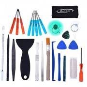 DIY Crafts India 28 in 1 Universal Screen Removal Opening Repair Tool Kit Pry Tools Kit and Screwdriver Set