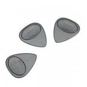 10pcs 0.7mm Guitar Pick Plectrum Toughness Anti Slip Design