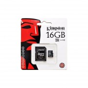 Memoria Micro Sd 16gb Kingston Sdhc Clase 10