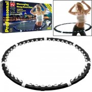 Cerc pentru fitness si masaj Hula Hoop Exerciser